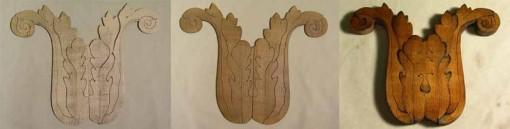 Holzgestaltungsarbeiten von Dipl. Restaurator Oliver Krause
