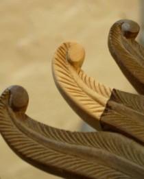 Holzgestaltung von Dipl. Restaurator Oliver Krause