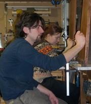 Praktikum in der Holz- und Möbelrestaurierung